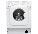 INDESIT Ecotime IWME147 Integrated Washing Machine