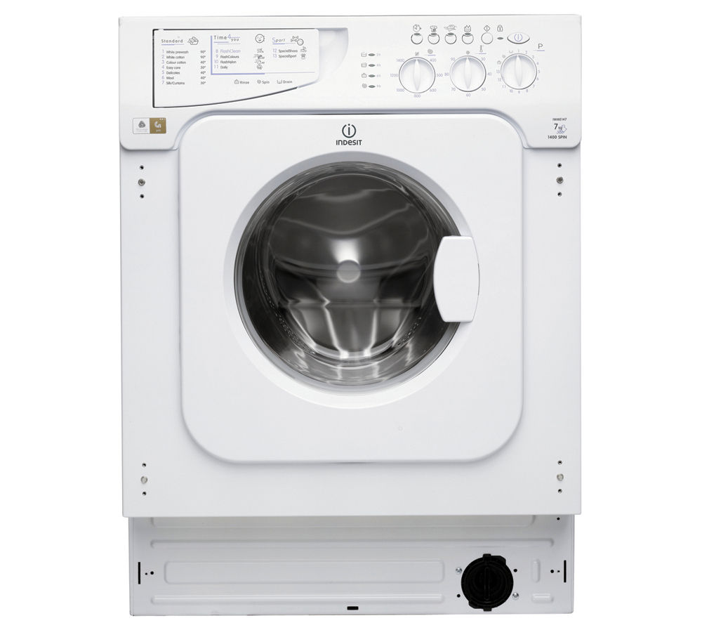 Indesit (washing machine): do it yourself repair. Possible faults and their elimination 50