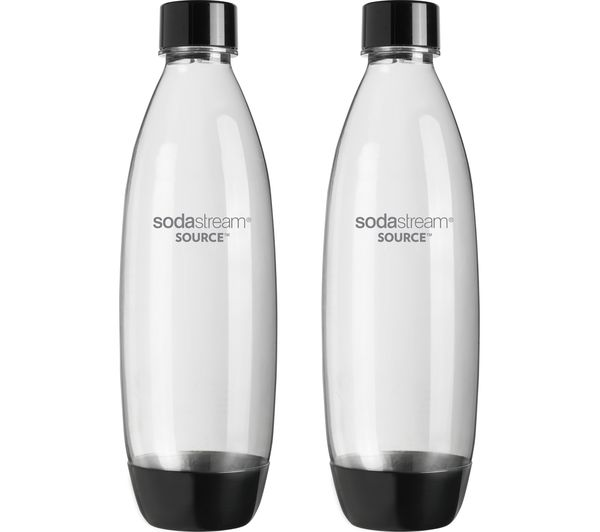 Image of SODASTREAM Carbonating Bottle - Twin Pack