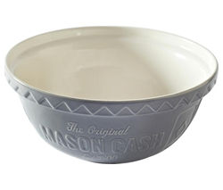 MASON CASH Baker Lane 29 cm Mixing Bowl - Grey