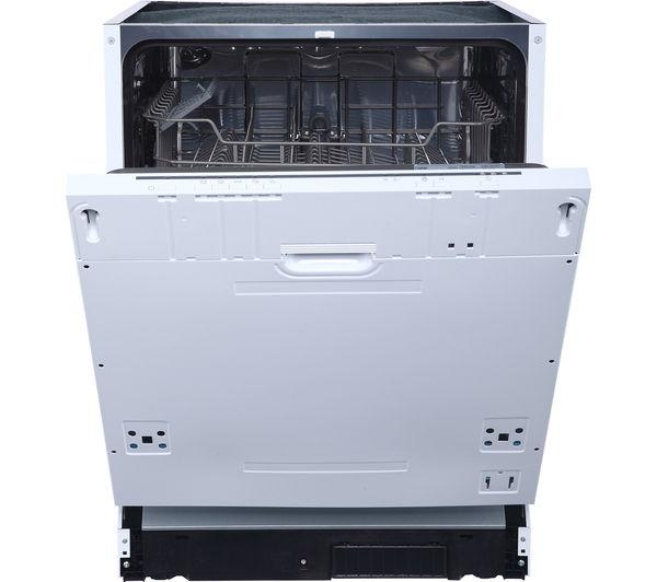 Buy essentials cid60w16 full size integrated dishwasher for Amazon lavastoviglie
