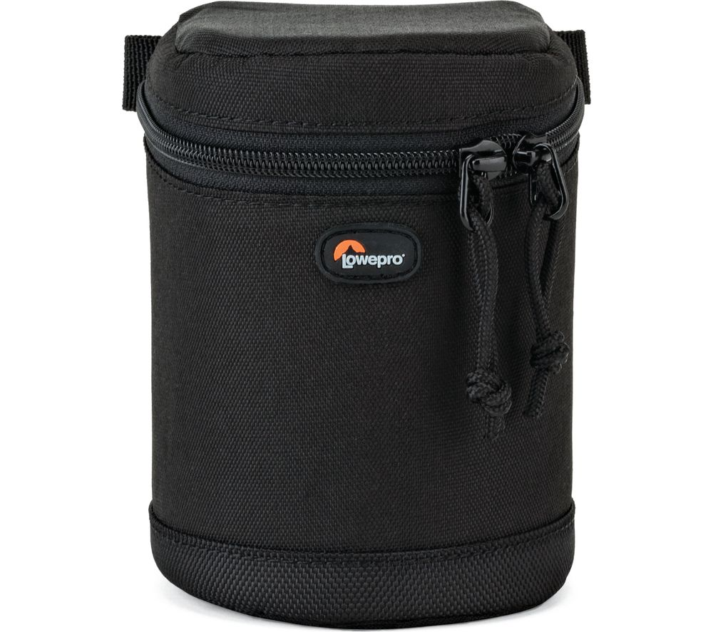LOWEPRO LP36978 8 x 12 cm Lens Case - Black