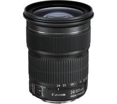CANON EF 24-105 mm f/3.5-5.6 IS STM Standard Zoom Lens