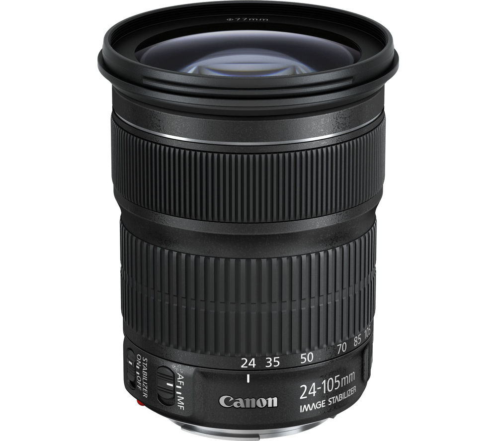 CANON EF 24-105 mm f/3.5-5.6 IS STM Standard Zoom Lens