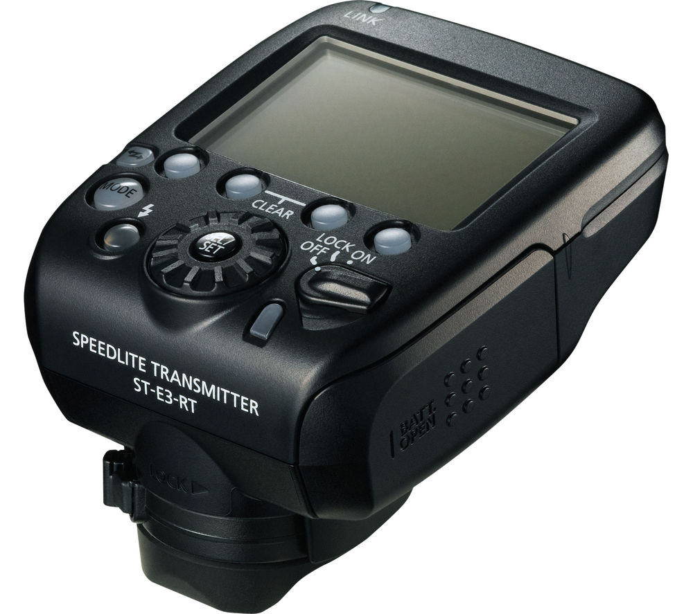Compare cheap offers & prices of Canon Speedlite ST-E3-RT Transmitter manufactured by Canon