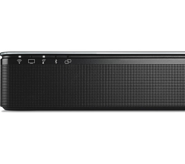 Buy BOSE SoundTouch 300 Wireless Sound Bar + Acoustimass 300 ...