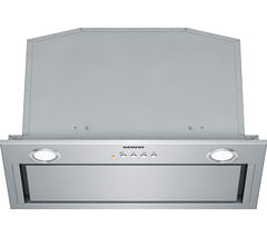 LB57574GB Canopy Cooker Hood - Stainless Steel