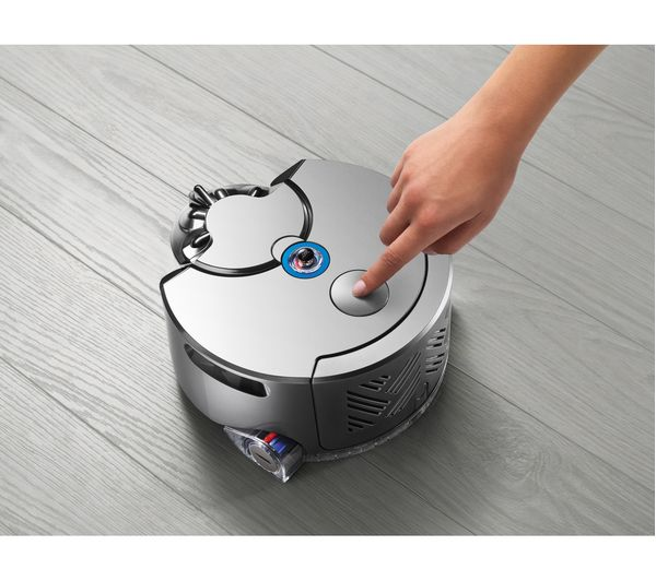 Buy Dyson Robot 360eye Robot Vacuum Cleaner Blue