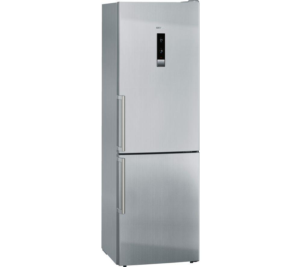 SIEMENS iQ500 KG36NHI32 Smart 60/40 Fridge Freezer - Stainless Steel