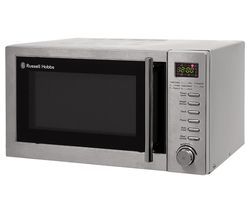 RUSSELL HOBBS RHM2048SS Solo Microwave - Stainless Steel