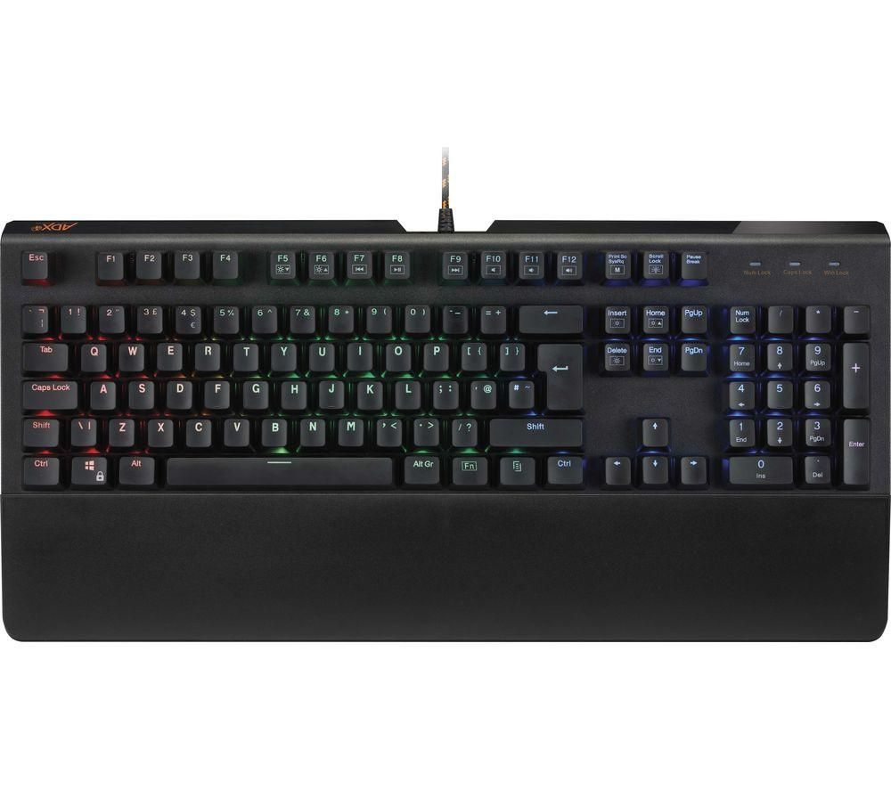 ADX MK0217 Mechanical Gaming Keyboard