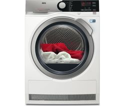 AbsoluteCare T8DEE945R Heat Pump Tumble Dryer - White