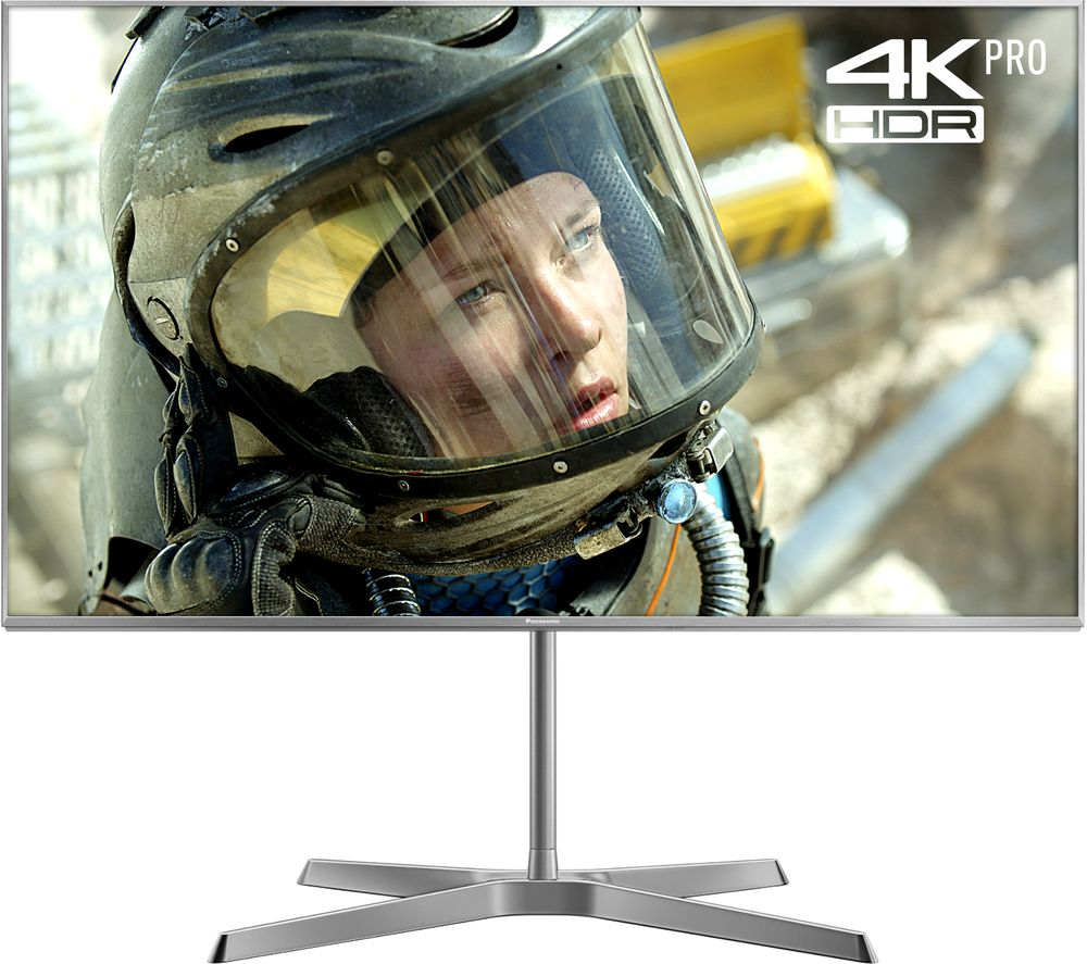 "PANASONIC TX-50EX750B 50"" Smart 3D 4K Ultra HD HDR LED TV + SFLEZ14 Medium to Large Fixed TV Bracket"