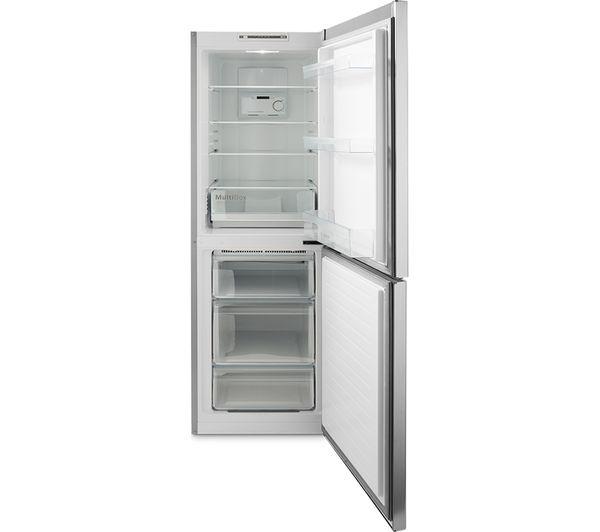 BOSCH KGN34NL3AG 50/50 Fridge Freezer - Stainless Steel + SFC01 FridgeCam -  White