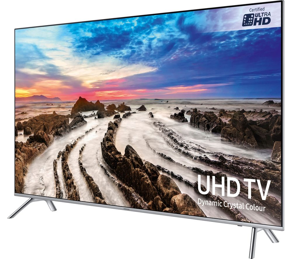 "SAMSUNG UE75MU7000T 75""Smart 4K Ultra HD HDR LED TV + SFLEZ14 Medium to Large Fixed TV Bracket"