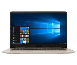 "ASUS VivoBook S15 S510UA 15.6"" Laptop - Gold"