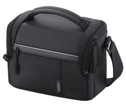 SONY LCS-SL10 Mirrorless Camera Bag - Black