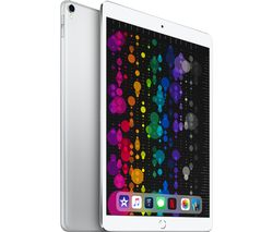 "APPLE 10.5"" iPad Pro Cellular - 512 GB, Silver (2017)"