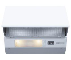 NEFF D2654X1GB Integrated Cooker Hood - Silver Metallic