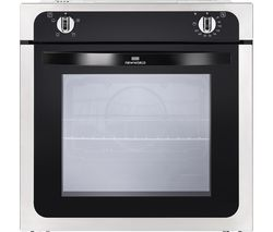 NEW WORLD NW602V STA Electric Oven - Black & Stainless Steel