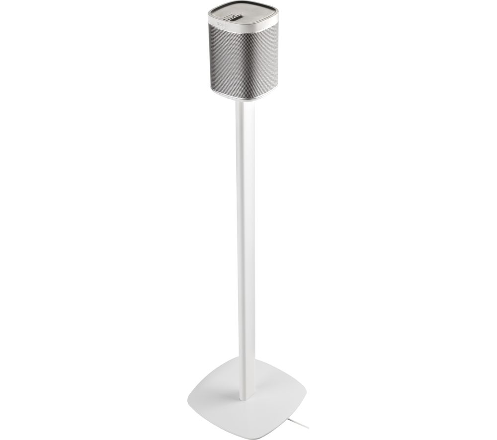 CONNECTED Essentials CES500 SONOS PLAY:1 Floorstand - White, White