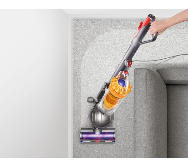 Dyson Light Ball Multifloor Upright Bagless Vacuum Cleaner Iron Amp Yellow Fast