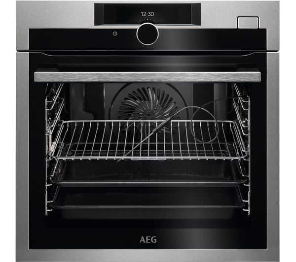 Image of AEG BSE882320M Electric Oven - Stainless Steel