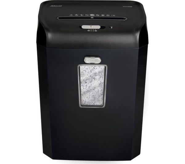 rexel paper shredder reviews