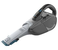 BLACK + DECKER Dustbuster DVJ325BF-GB Handheld Vacuum Cleaner - Grey