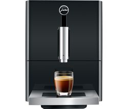 JURA A1 Bean to Cup Coffee Machine - Black