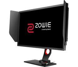 "BENQ Zowie XL2735 Quad HD 27"" LED Gaming Monitor - Black"