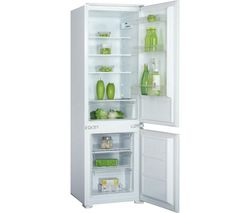 ESSENTIALS CIFF7018 Integrated 70/30 Fridge Freezer Best Price, Cheapest Prices