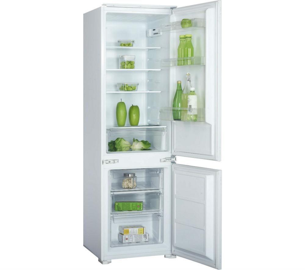ESSENTIALS CIFF7018 Integrated 70/30 Fridge Freezer