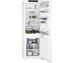 AEG SCE8182XNC Integrated 70/30 Fridge Freezer