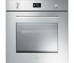 SMEG Cucina SFP496XE Electric Oven - Stainless Steel