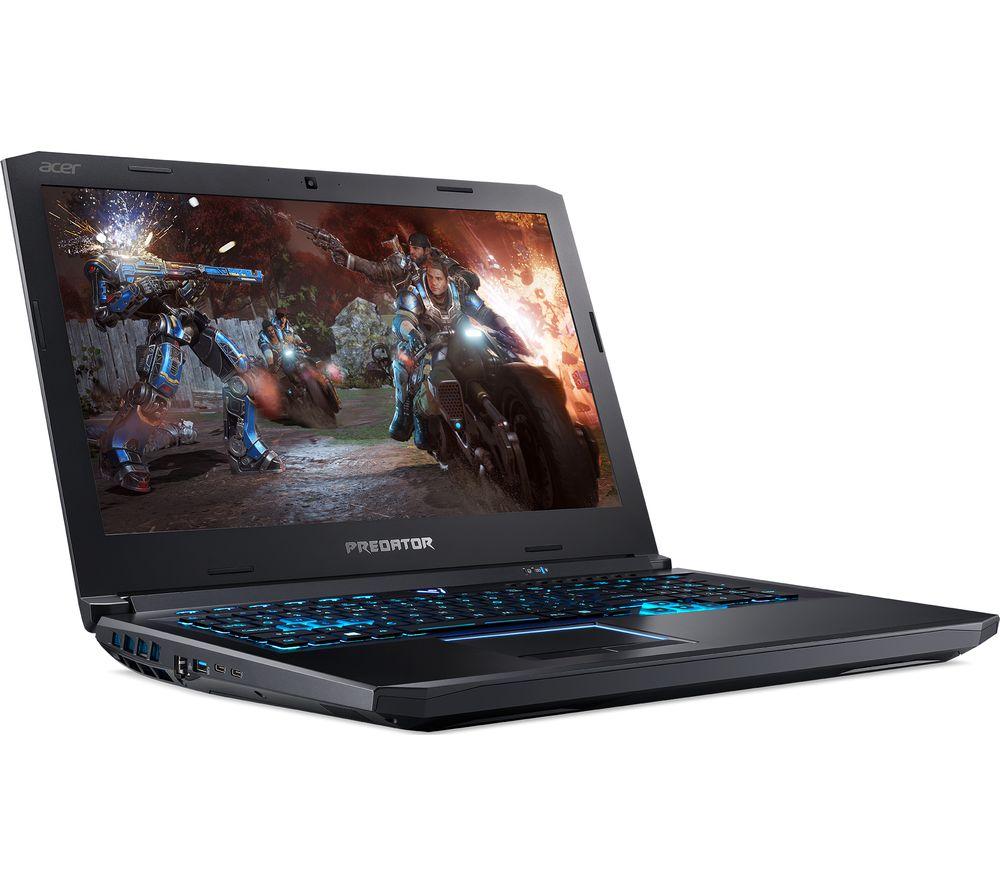 "Image of ACER Predator Helios 500 17.3"" Intel® Core™ i7 GTX 1070 Gaming Laptop - 512 GB SSD"