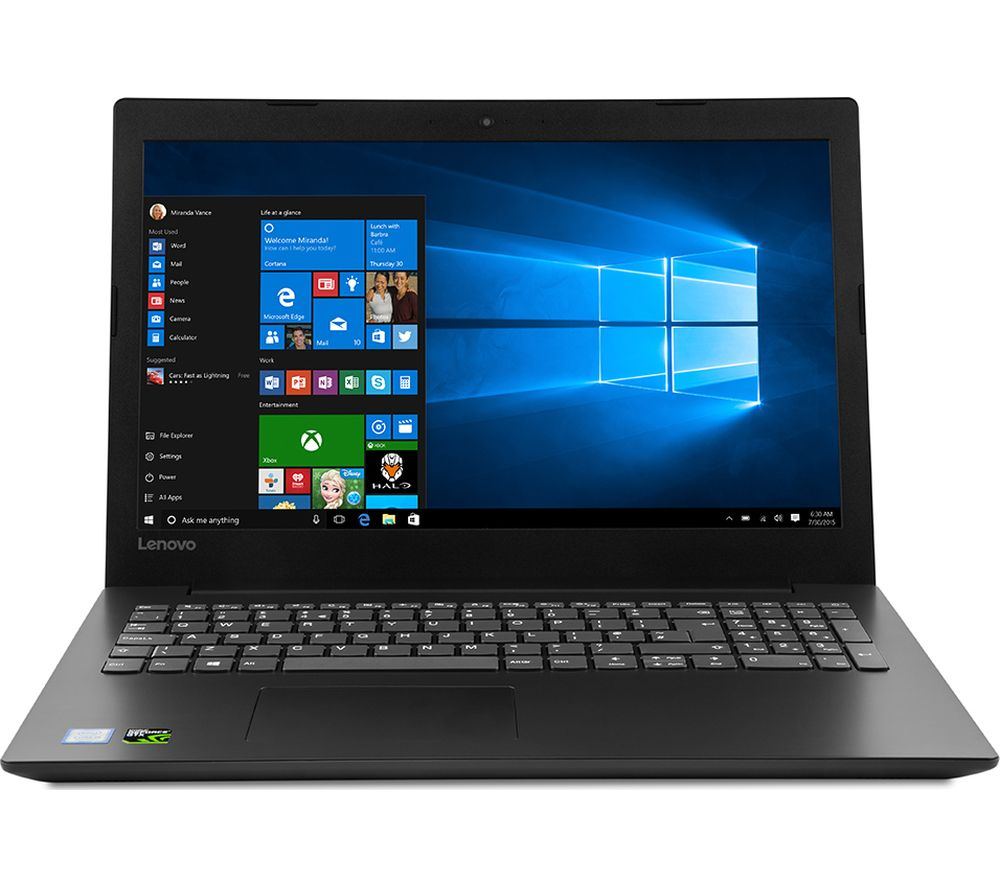 "LENOVO Ideapad 330 15.6"" Intel® Core™ i5 Laptop - 1 TB HDD & 128 GB SSD, Black"