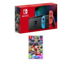 NINTENDO Switch Neon Red