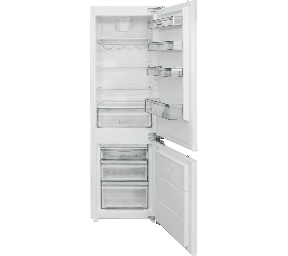 SHARP SJ-B1237M00X Integrated 60/40 Fridge Freezer