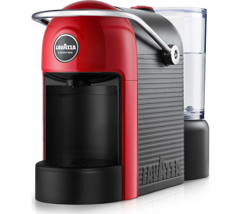 LAVAZZA A Modo Mio Jolie Coffee Machine – Red, Red