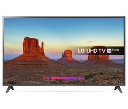 "LG 75UK6200PLB 75"" Smart 4K Ultra HD HDR LED TV"