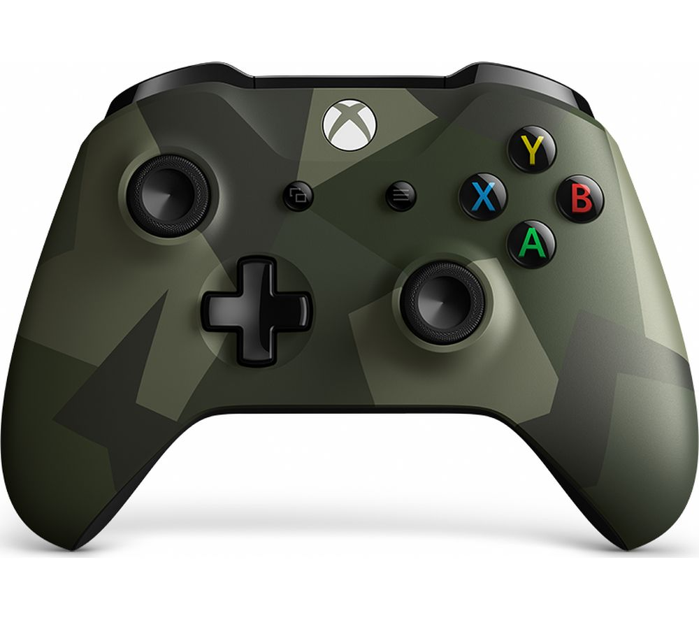 MICROSOFT Xbox One Wireless Controller - Combat Tech