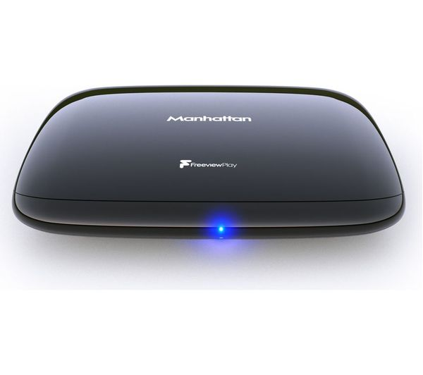 f2a6ceb3754 An image of MANHATTAN T3 Freeview Play Smart Set Top Box
