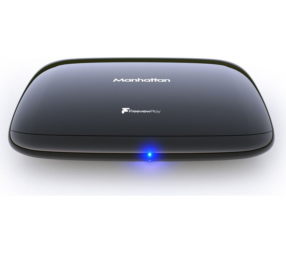 Image of MANHATTAN T3 Freeview Play Smart Set Top Box