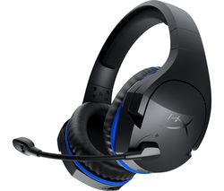 Cloud Stinger Wireless Gaming Headset - Black
