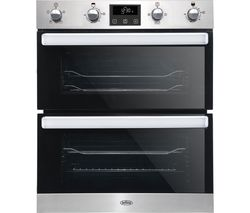 BI702FPCT Electric Built-under Double Smart Oven - Stainless Steel
