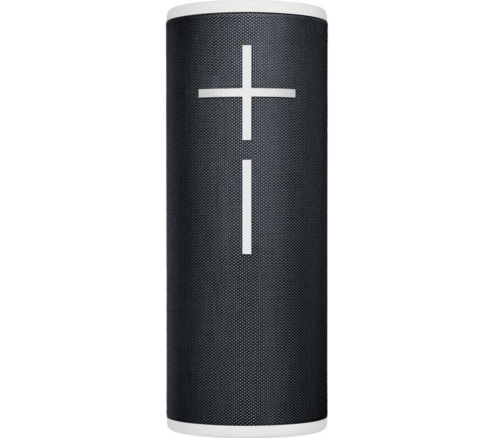 ULTIMATE EARS MEGABOOM 3 Portable Bluetooth Speaker - Black & White, Black