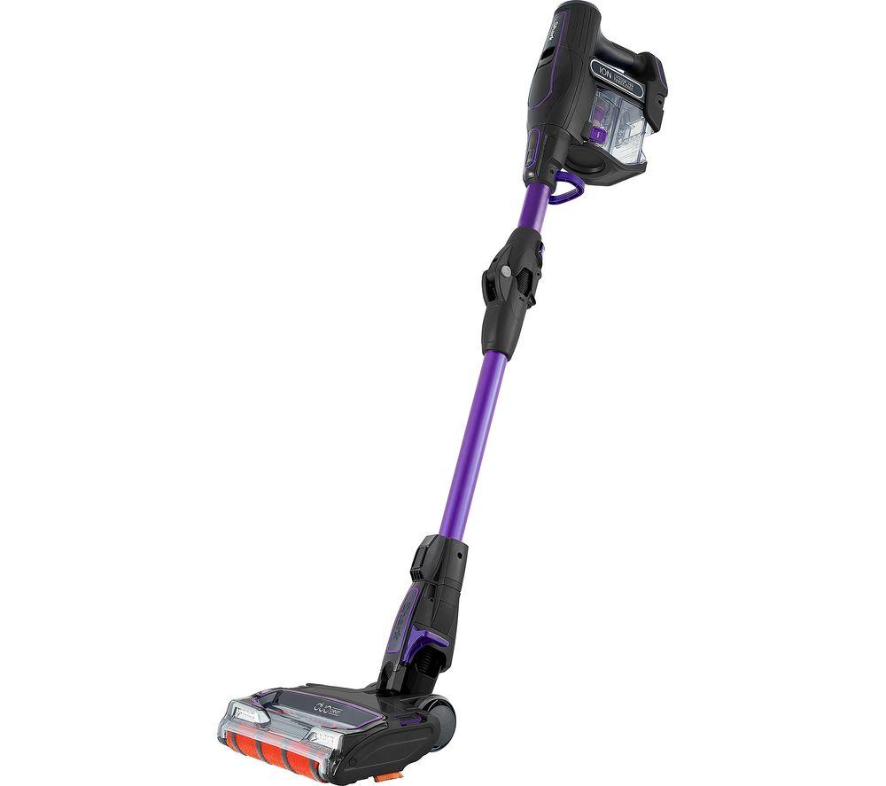 SHARK DuoClean True Pet Flexology IF130UKTH Cordless Vacuum Cleaner - Purple