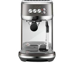 The Bambino Plus SES500BHY Coffee Machine - Smoked Hickory