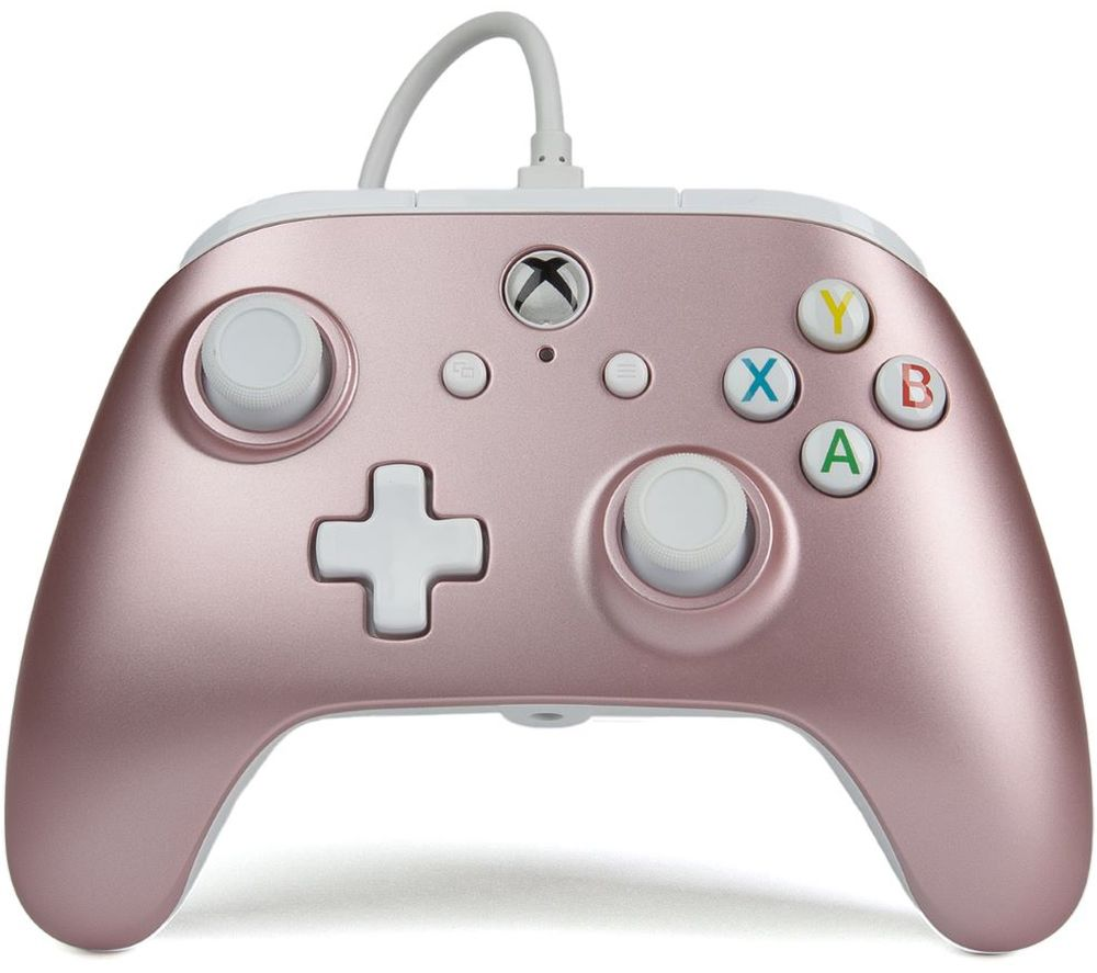 POWERA Xbox One Enhanced Wired Controller - Rose Gold